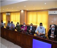 محافظ الفيوم يترأس اجتماع المجلس الإقليمي للسكان