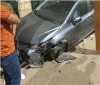 السيارة الطائشة قتلت الصديقين وأصابت الثالث بالشرقية
