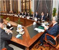 حقوق الإنسان بالشيوخ تستقبل وفدًا برلمانيًا من أوزبكستان