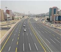 وزير النقل يتفقد الطريق الدائري لمتابعة سير عمليات التطوير