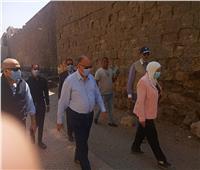 «محافظ القاهرة»: نقل 3000 أسرة من منطقة «اسطبل عنتر» الي مشروع الأسمرات