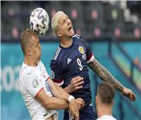 يورو 2020| التشيك تتقدم بهدف علىإسكتلندا في الشوط الأول.. فيديو