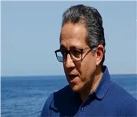 «العناني» يستقبل سفير فرنسا بالقاهرةلبحث تعزيز العلاقات السياحية