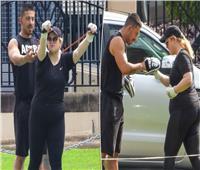 «طريقة ماير».. سر النجمة الأسترالية ريبيل ويلسون لخسارة الوزن