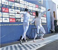 كوريا الجنوبية تتصدر منافسات السلاح في نهائي بطولة العالم للخماسي الحديث