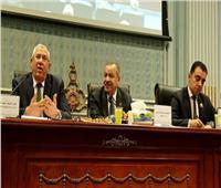 وزير الزراعة يؤكد على توجيهات الرئيس لتحقيق الأمن الغذائي للمواطنين