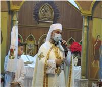 كنيسة القديس أنطونيوس البدواني بـ«أرمنت الحيط» تحتفل بعيد شفيعها
