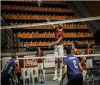 «رجال طائرة الأهلي» يفوز على الترسانة في كأس مصر