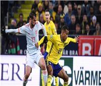 انطلاق مباراة إسبانيا والسويد «يورو 2020»