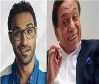 عادل إمام يسخر من اختراق حساب أحمد فهمي: بالهنا والشفا