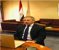 سفير مصر بلندن يبحث مع وزير الدولة البريطاني: مستجدات أزمة سد النهضة