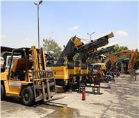 نظافة القاهرة تبدأ «الكنس الآلي» للشوارعخلال أيام