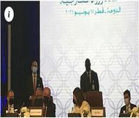 سامح شكري يشارك  في الاجتماع التشاوري لوزراء خارجية جامعة الدول العربية