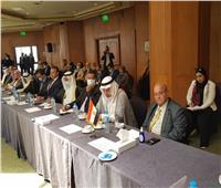 رئيس غرفة البحيرة يشارك في اجتماع مجلس الأعمال المصري السعودي