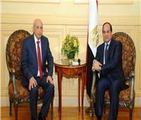 عقيلة صالح: لن ننسى ما قام به الرئيس السيسي لاستقرار ليبيا |خاص