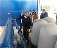 رئيس مياه القناة : افتتاح المرحلة الأولى من محطة معالجة بورفؤاد.. قريبا