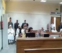 «الجنايات» تصرف محمد حسين يعقوب من المحكمة وتنتظر التقرير الطبي لـ«حسان»