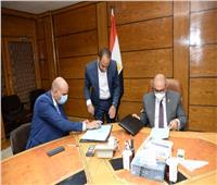 جامعة أسيوط توقع بروتوكول تعاون مع الشركة العربية لتكنولوجيا المعلومات