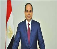 الرئيس السيسي يوقع قانونا بتقرير حد أدنى للعلاوة الدورية