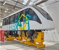 شحن أول قطار «مورنويل» من بريطانيا إلى مصر فيديو
