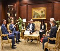 النائب العام يُسلم السفير الإيطالي تصرف النيابة العامة في قضية «ريجيني»