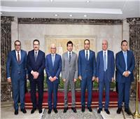 وزير الرياضة يناقش مع محافظ بورسعيد استعدادات تطوير استاد «المصري»