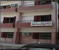 السيطرة على حريق محدود بمستشفى صدر أسيوط