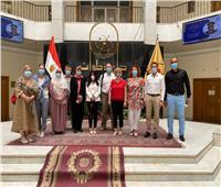 نجم: زيارة جامعة أورادي الرومانية تهدف لتوفير فرص تطوير برامج دولية مشتركة