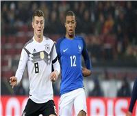 بث مباشر.. المانيا وفرنسا بالجولة الأولى للمجموعة السادسة «يورو 2020»