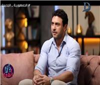 بالفيديو| الفنان معتز حسين: واجهت رفضًا شديدًا من أهلي على التمثيل