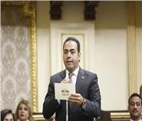 رئيس شباب النواب يكشف موعد وضع حجر استاد النادى المصري الجديد