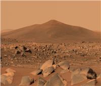 اكتشاف «وجه غامض» على سطح المريخ| صورة