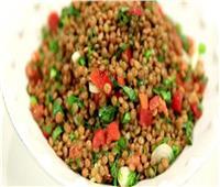 6 أطعمة تساعدك على إنقاص الوزن.. أبرزها العدس والأرز