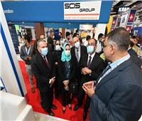 نائب وزير الإسكان يفتتح المعرض الدولي لتكنولوجيا المياه ومعالجة الصرف
