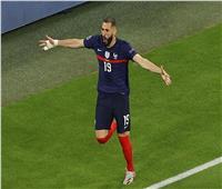 يورو 2020| «بنزيما» يُحرم من فرحة هدف غائب منذ «6 سنوات».. فيديو