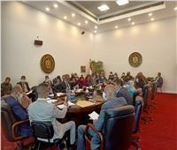 التعاون الدولي: الإعداد للدورة الأولى من اللجنة العليا المشتركة بين مصر وجنوب السودان