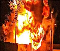 السيطرة على حريق بمحولات «كهرباء التلاتات» بأسوان