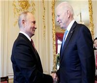 بوتين وبايدن ينهيان جلسة مباحثات مصغرة استمرت «ساعتين»