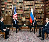 بدء الجلسة الموسعة من المفاوضات بين بوتين وبايدن في جنيف
