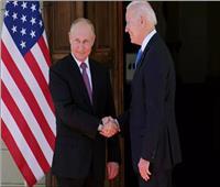 اختتام القمة بين بوتين وبايدن في جنيف