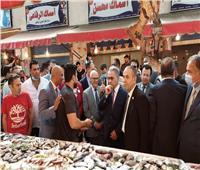 جولة تفقدية لـ«محلية النواب» في أسواق ومشروعات الإسكان الاجتماعي ببورسعيد