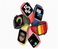 تزويد Apple Watch 2022 بمستشعر درجة حرارة الجسم