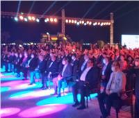 انطلاق حفل افتتاح الدورة الـ 22 لمهرجان الإسماعيلية السينمائي الدولي للأفلام التسجيلية