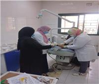 الكشف على 1235 مواطنًا بالقافلة الطبية بأولاد عمرو في قنا