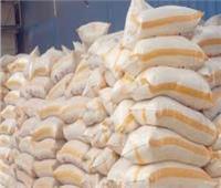 النيابة تأمر بالتحفظ على 9 أطنان سلع غذائية مجهولة المصدر بالقاهرة