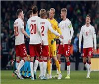 الدنمارك يأمل في مفاجأة أمام كتيبة بلجيكا النارية
