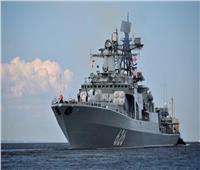 الأسطول الروسي: سفينة بحرية مضادة للغواصات في تدريبات القطب الشمالي
