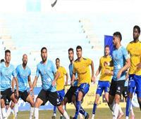 الدوري المصري  غزل المحلة في ضيافة الدراويش بالإسماعيلية