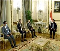 وزير الاتصالات العراقي يشيد بتكنولوجيا المعلومات في مصر