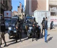 القبض على 659 هاربًا من أحكام قضائية في حملة تفتيشية بأسوان